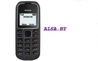 Nokia черный 1280