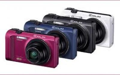 Фотоаппараты Касио
