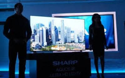 Ультра HD LED TV телевизор компании Sharp
