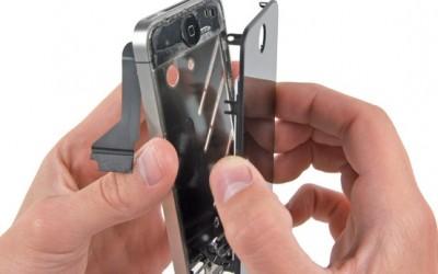 Замена стекла на телефоне